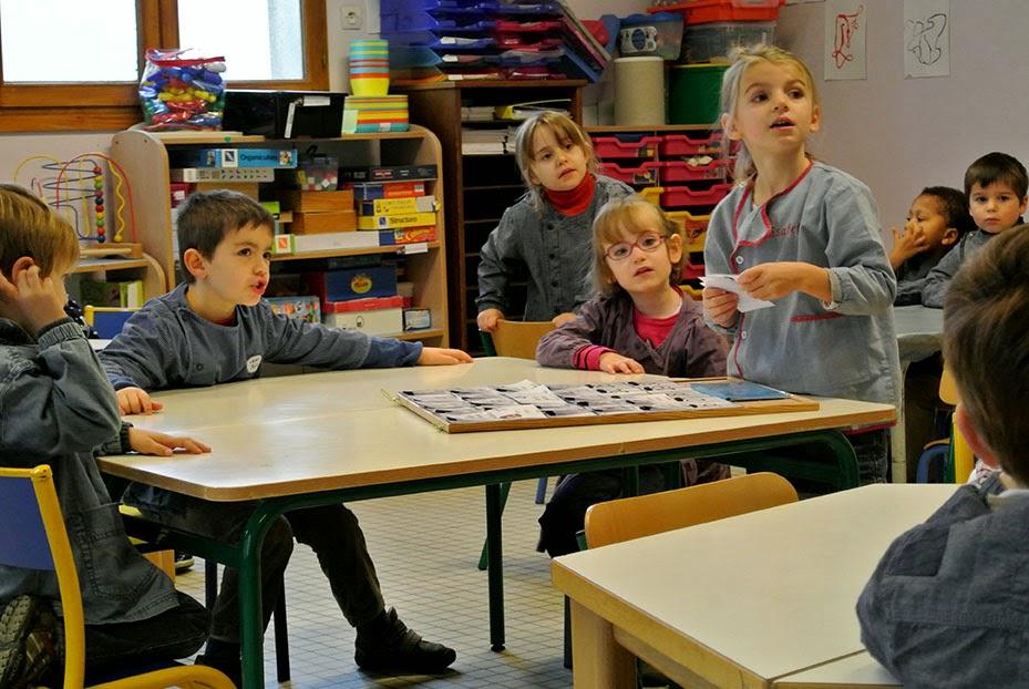 Les Petits: TPS/PS/MS/GS